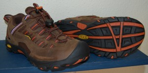 KEEN Footwear: Alamosa WP #Review