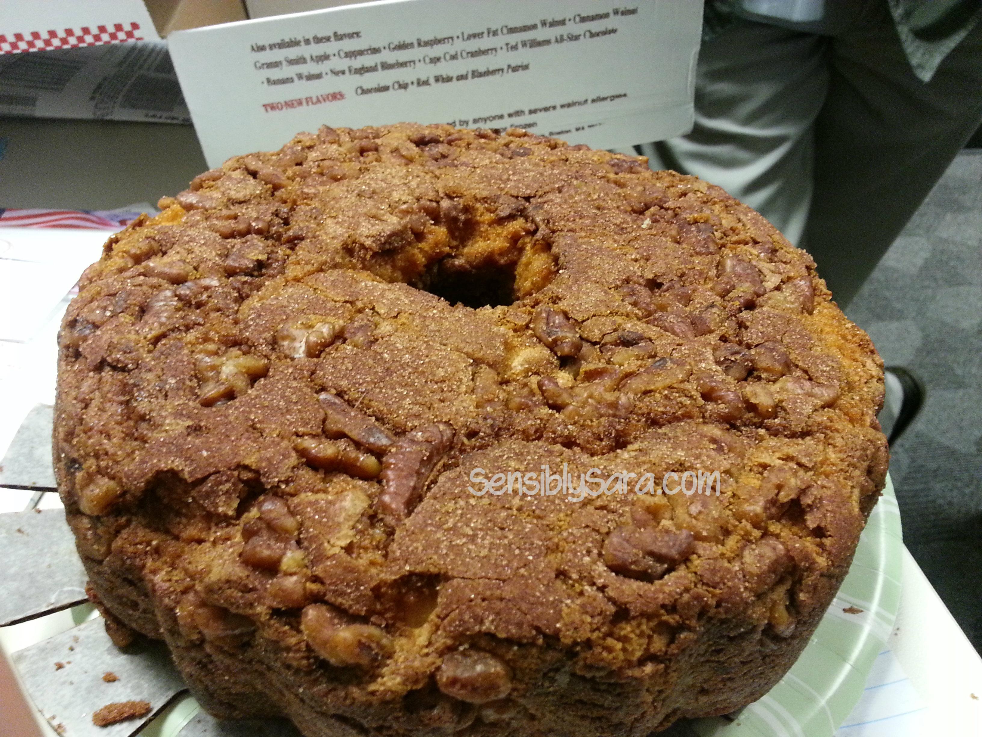 Easy Cinnamon-Walnut Coffee Cake Recipes — Dishmaps