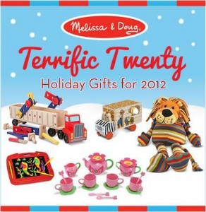 Melissa & Doug Terrific Twenty List and #Giveaway CLOSED