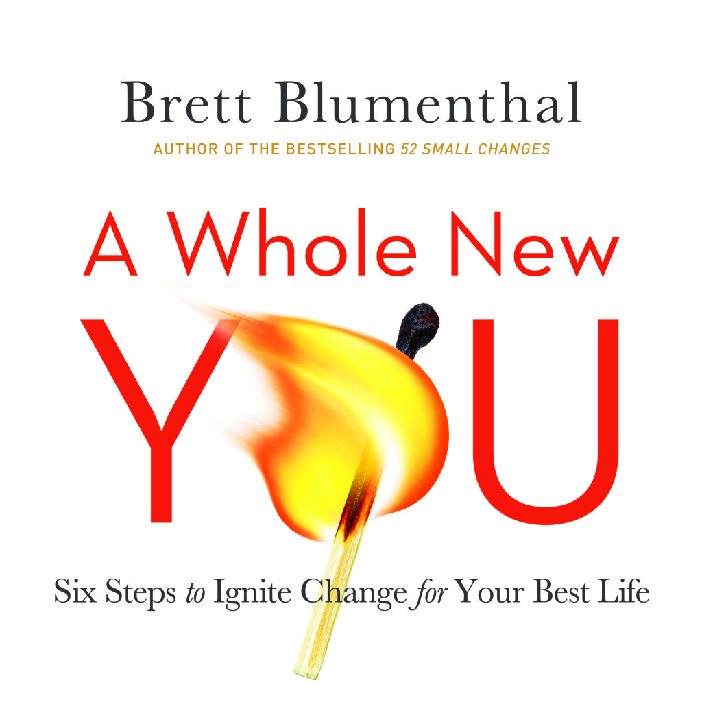 A Whole New You Book