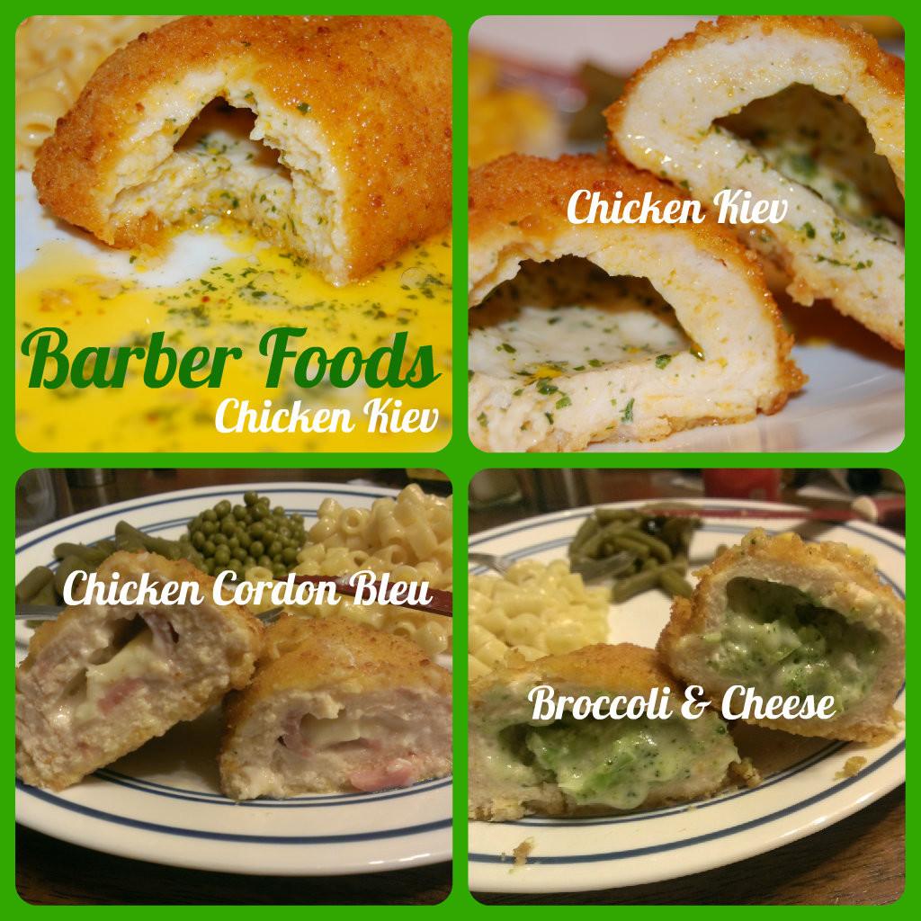 Barber Foods Chicken Kiev : Barber Foods Collage