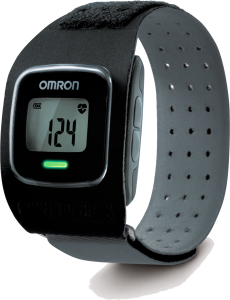 Omron Heart Rate Monitor HR500U