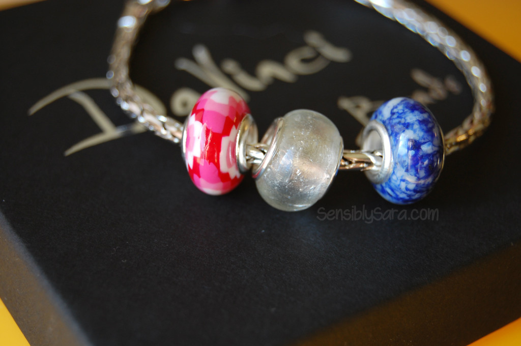 DaVinci Bracelet and Beads | SensiblySara.com