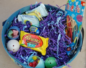 Easter Baskets full of Hershey's! {#Giveaway} CLOSED