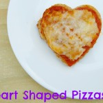 Heart Shaped Pizza with Pillsbury Artisan Pizza Crust | SensiblySara.com