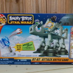 Hasbro Angry Birds Star Wars At-At Attack Battle Game