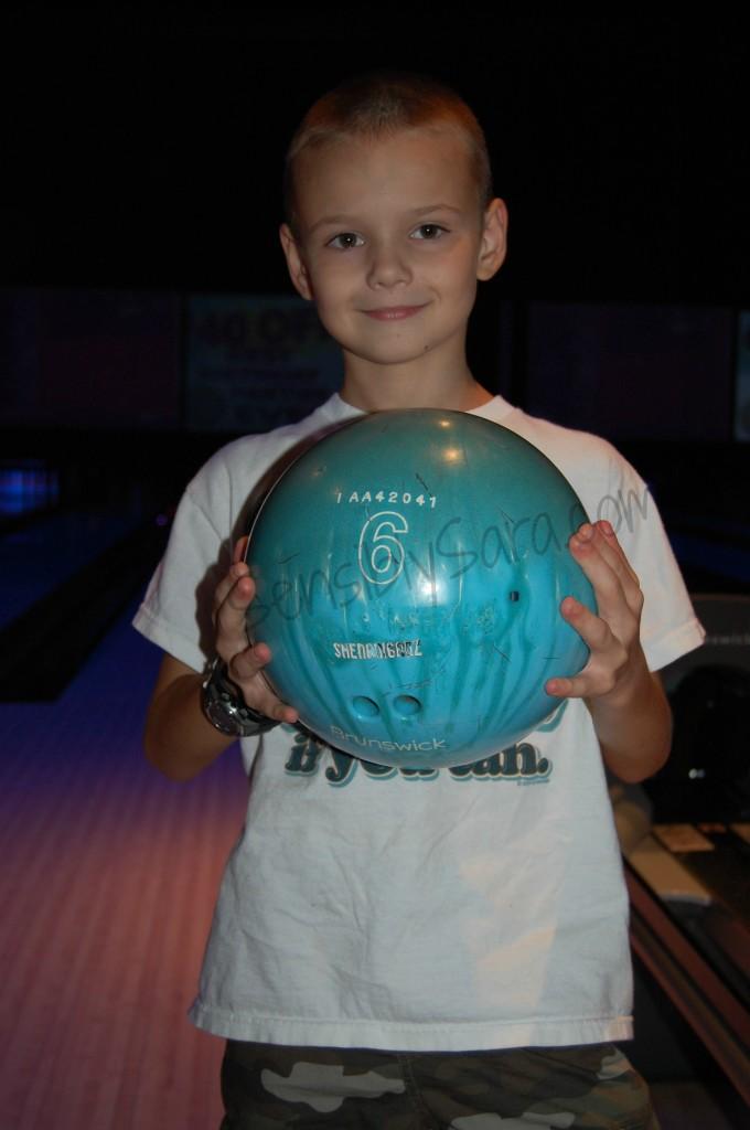 Kids Bowling - SensiblySara