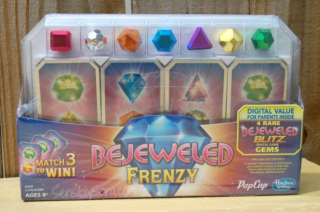 Hasbro's BEJEWELED Frenzy - SensiblySara.com
