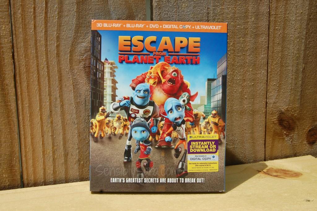 Escape from Planet Earth - SensiblySara.com