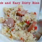 Quick and Easy Dirty Rice | SensiblySara.com