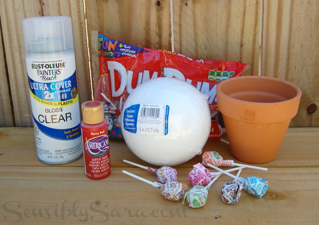 Dum Dum Tree Supplies | SensiblySara.com