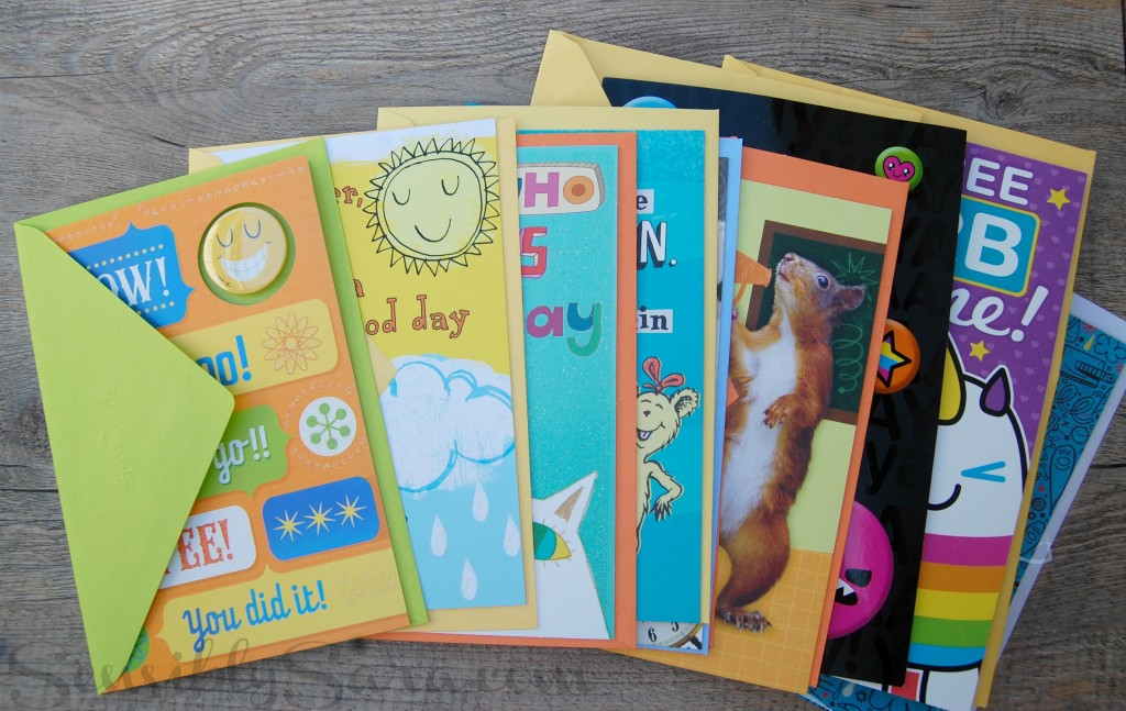 Hallmark Back to School Cards | SensiblySara.com