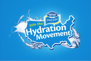 Pledge to drink more water!  #HydrationMovement #Ad