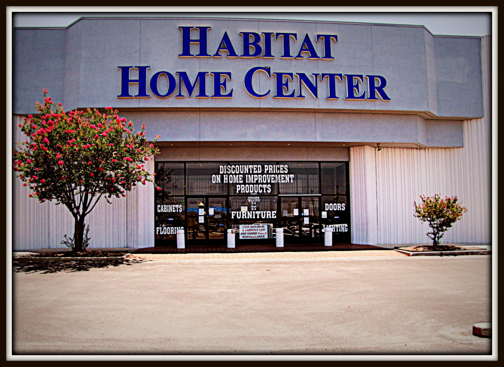 Habitat Home Center San Antonio | SensiblySara.com