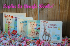 Sophie la Girafe {#Review #Giveaway} CLOSED