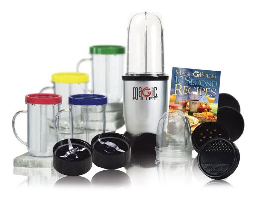 Giveaway Magic Bullet