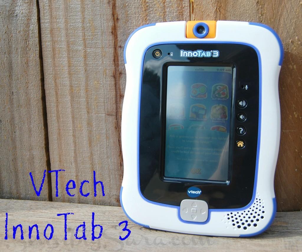 VTech InnoTab 3 | SensiblySara.com