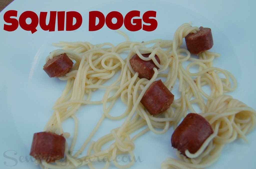 Squid Dogs | SensiblySara.com