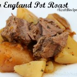 New England Pot Roast #shop #cbias #kraftrecipemakers | SensiblySara.com