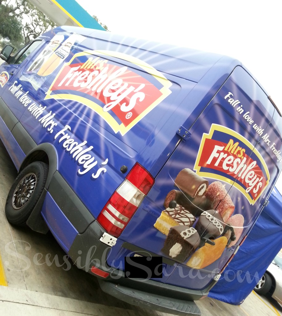 Mrs. Freshley's Tour Bus | SensiblySara.com