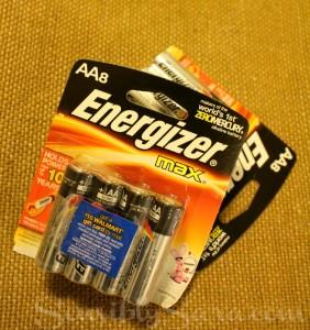 Special Walmart deal on Energizer Max batteries! #BunnyBirthdayWMT #shop #cbias