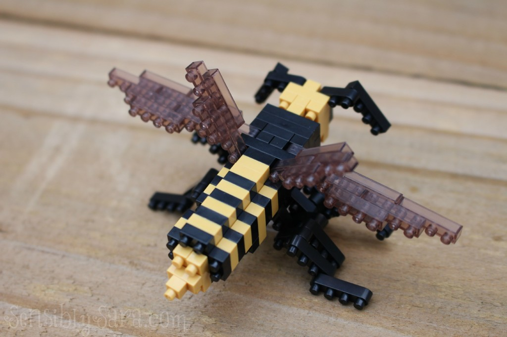 Nanoblocks Asian Hornet | SensiblySara.com