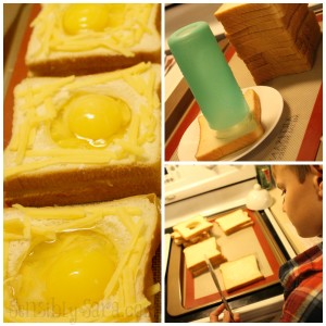 Kids in the Kitchen: Toad in the Hole