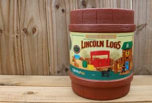 Benefits of K'Nex Lincoln Logs