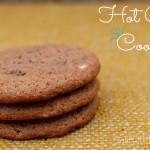 Hot Cocoa Cookies | SensiblySara.com
