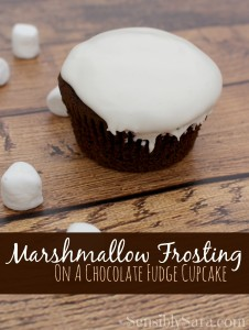 Delicious Marshmallow Frosting #Recipe