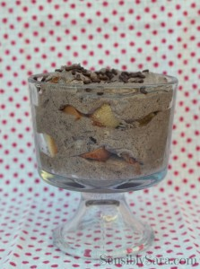 Kids in the Kitchen: 'The Grey Stuff' Trifle