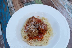 Kids in the Kitchen: Spaghetti Dinner