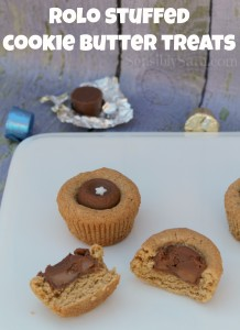 ROLO Stuffed Cookie Butter Treats #Recipe #BunnyTrail {Plus #Giveaway} CLOSED