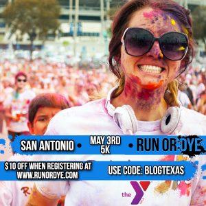 Run or Dye San Antonio 5K