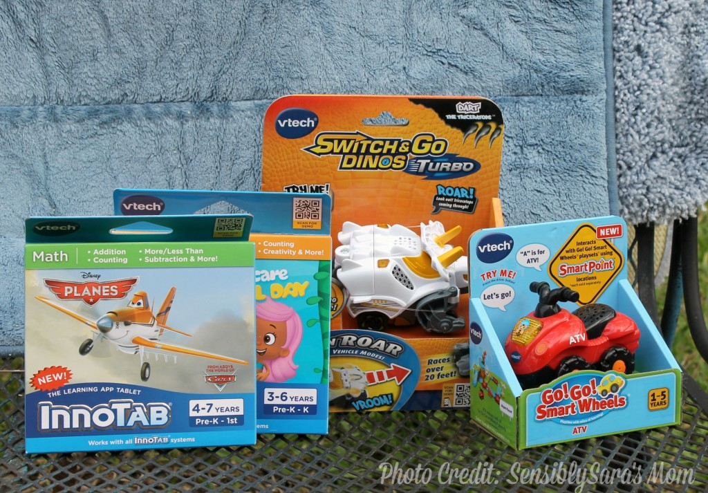 VTech Toys - Perfect for Easter | SensiblySara.com