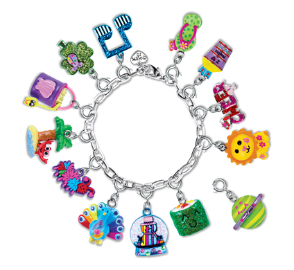 Design-a-Charm for CHARM IT!