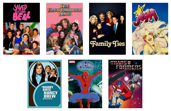 Throwback Thursday Netflix Titles