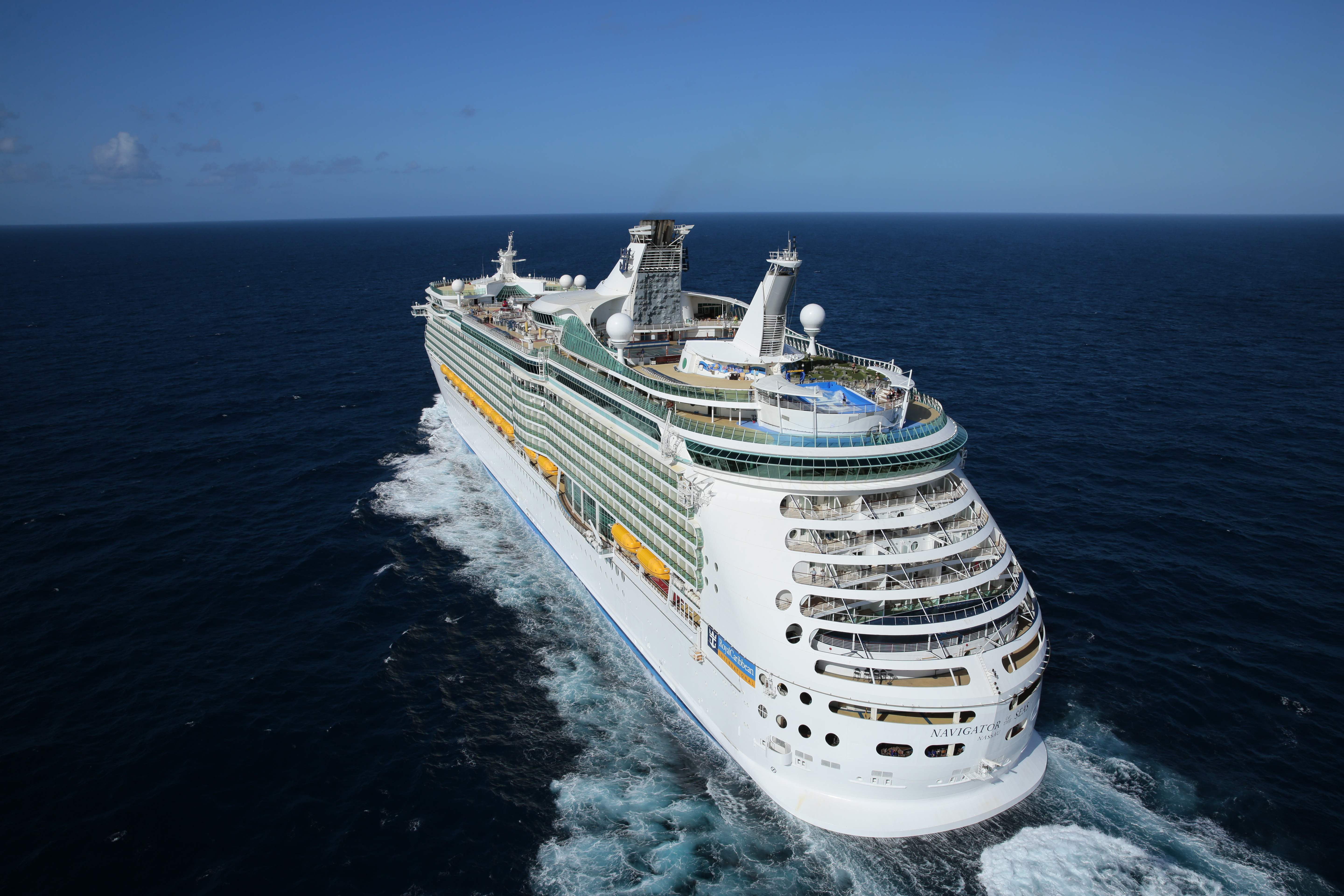 Royal Caribbean S Newly Renovated Navigator Of The Seas