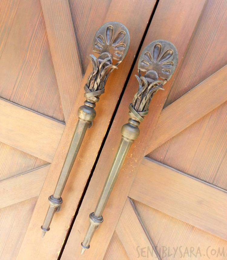 Pearl Stable Doors | SensiblySara.com