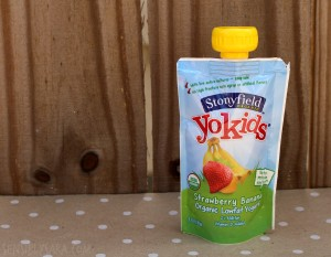 Organic YoKids Pouches by Stonyfield #MC
