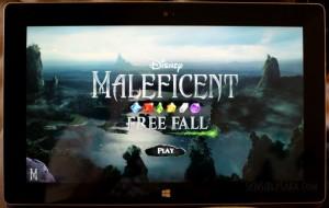 Windows News: Maleficent Free Fall {App}