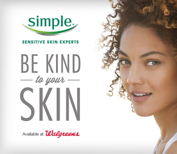 Skin Care Ads: Get A Great Deal On Simple® Skin Care At Walgreens