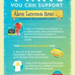 4 ways to support Alex's Lemonade Stand