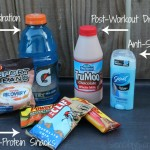 Healthy Choices for post-workout #shop | SensiblySara.com