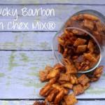 Kentucky Bourbon Bacon Chex Mix® | SensiblySara.com