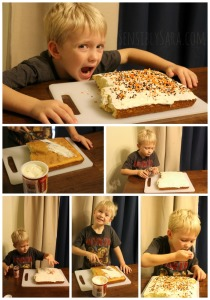 Kids in the Kitchen: Cake Decorating