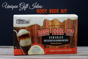 Holiday Gift Guide: Mr. Rootbeer Root Beer Kit