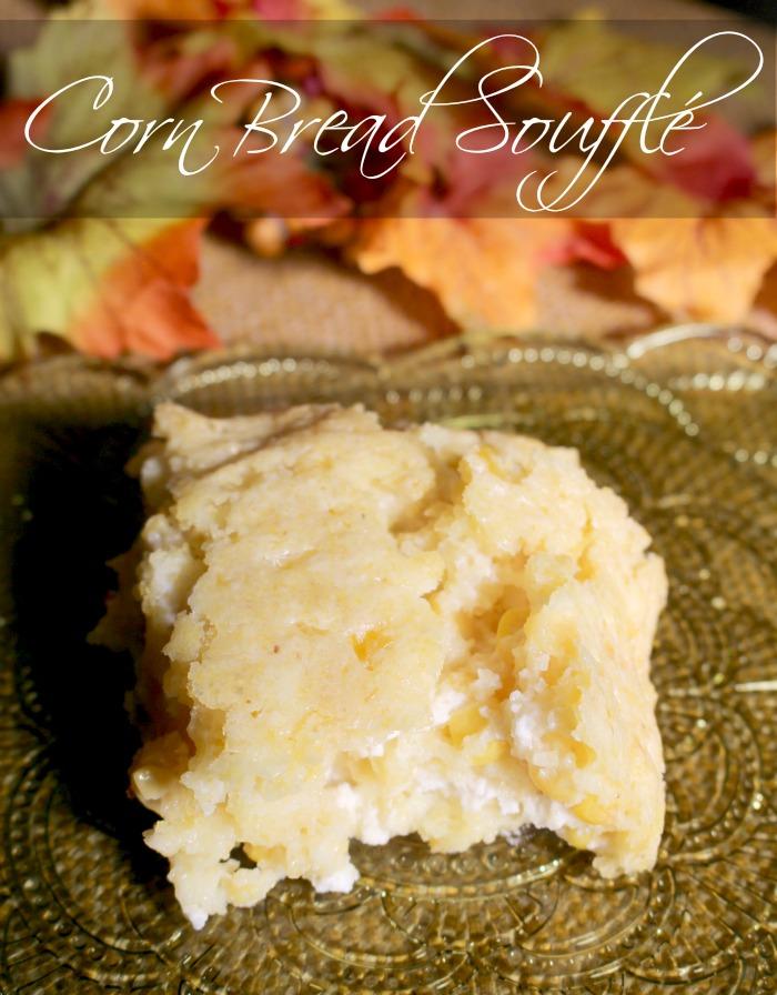 Corn Bread Soufflé   SensiblySara.com