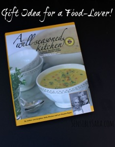 Holiday Gift Guide: A Well-Seasoned Kitchen {Cook Book}