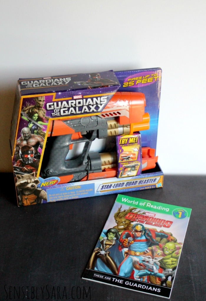 Guardians of the Galaxy Gear #shop | SensiblySara.com
